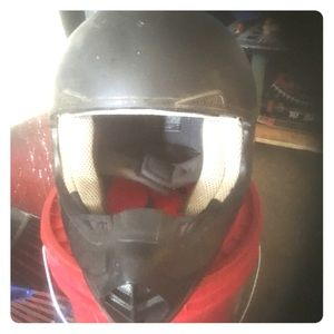 Other - Mans helmet for riding motorcycles,atv etc .
